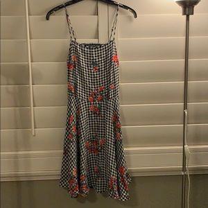 NWOT F21 floral dress